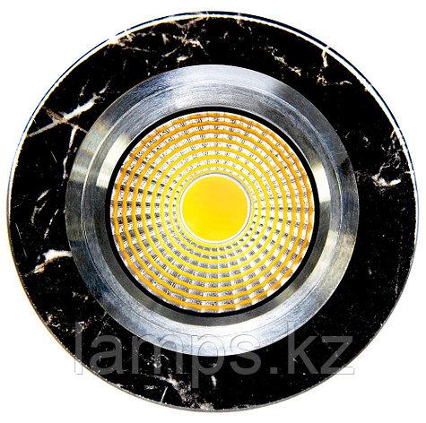Спот встраиваемый светодиодный LED JL-QX-Z-49-W-R , фото 2