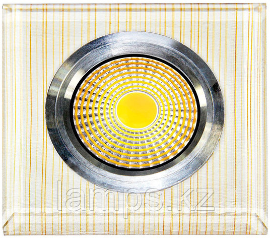 Спот встраиваемый светодиодный LED SPD-PET , фото 2