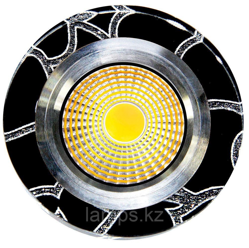 Спот встраиваемый светодиодный LED QX5-JK127