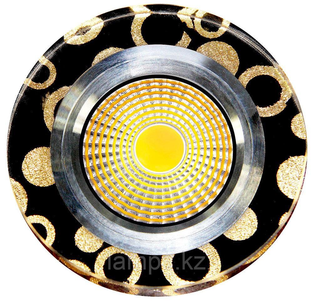 Спот встраиваемый светодиодный LED HZ-QQ