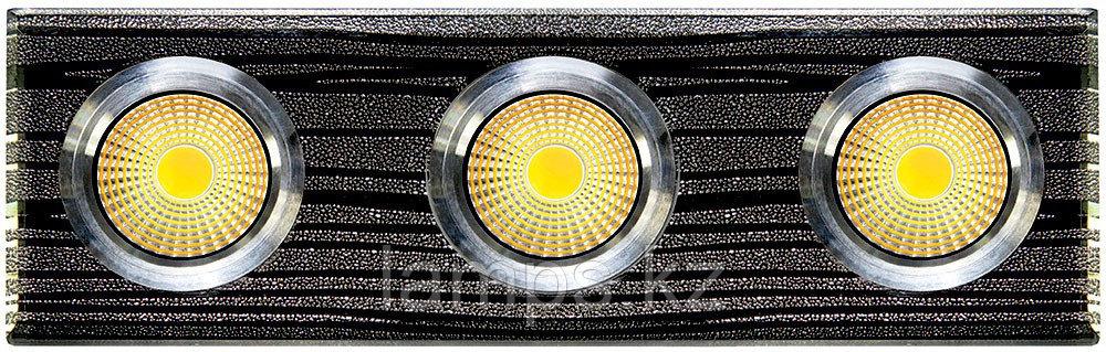 Спот встраиваемый светодиодный LED JC65648-3 3х