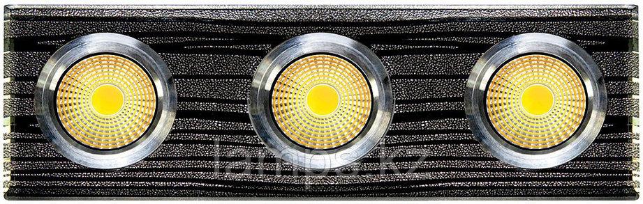Спот встраиваемый светодиодный LED JC65648-3 3х , фото 2