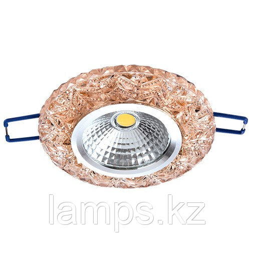 Спот встраиваемый светодиодный LED XN-0215 Pink