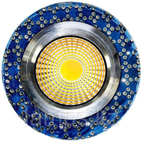 Спот встраиваемый светодиодный LED QZFG-01 , фото 2