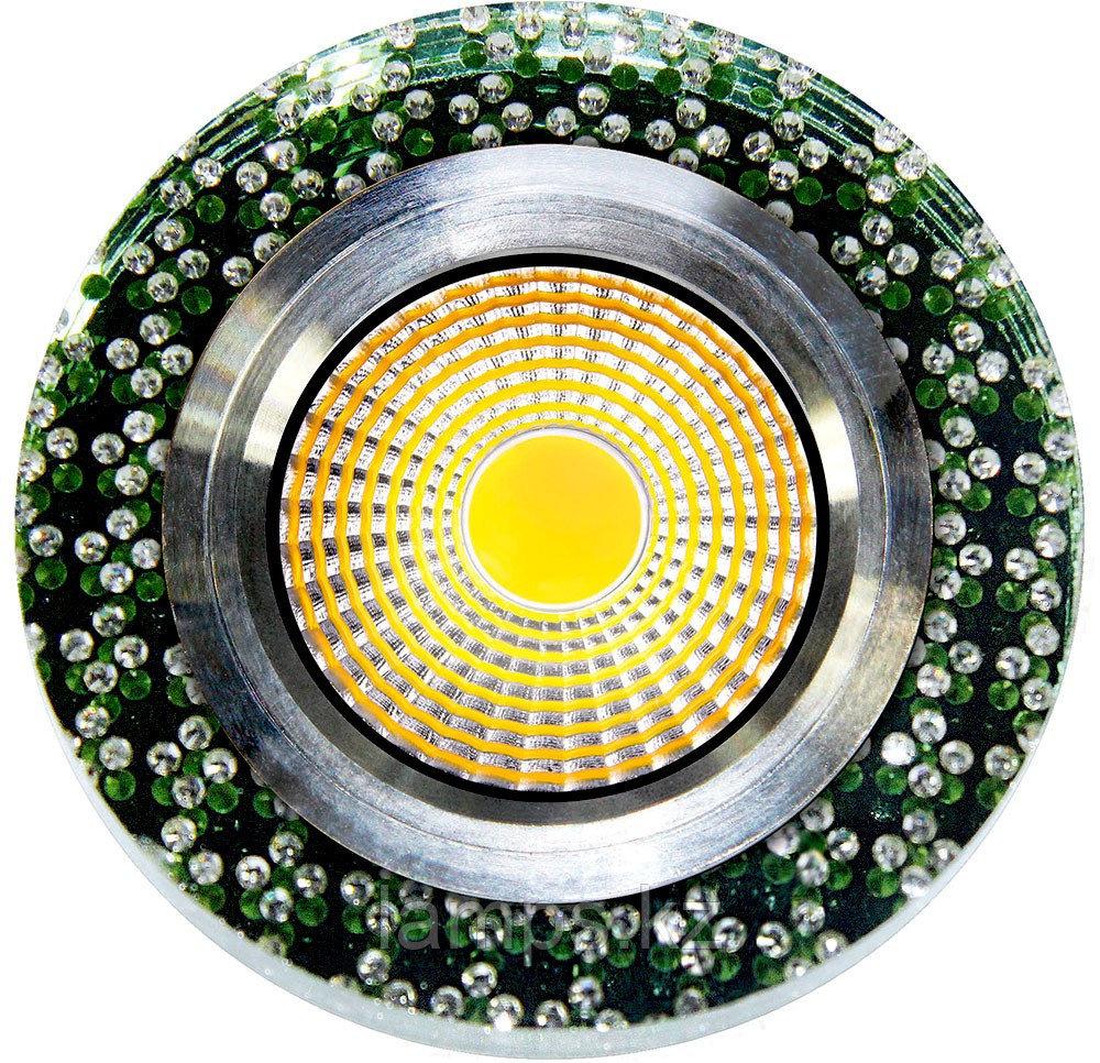 Спот встраиваемый светодиодный LED QZFG-02