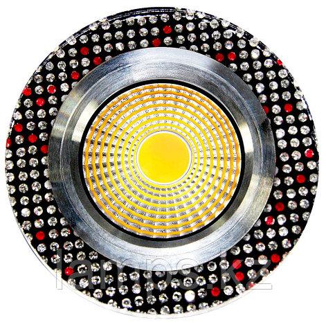 Спот встраиваемый светодиодный LED QZHX-01 , фото 2