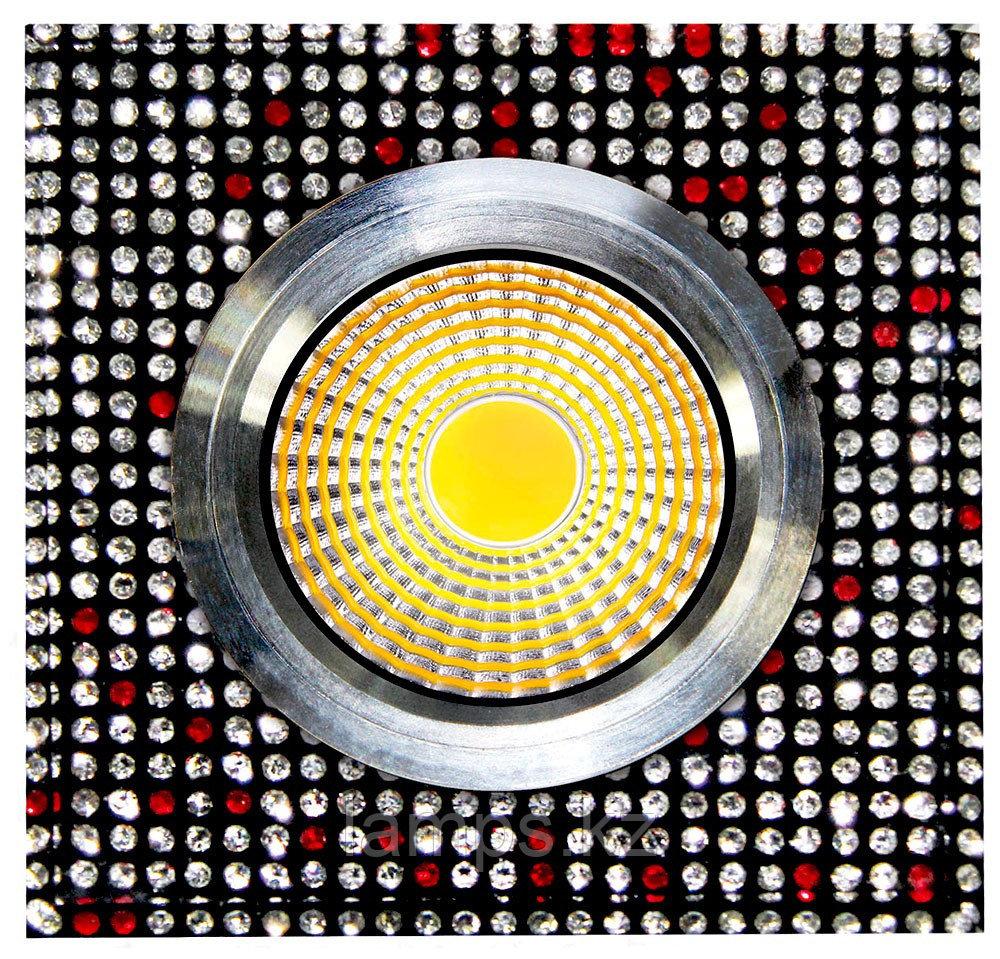 Спот встраиваемый светодиодный LED QZHX-01