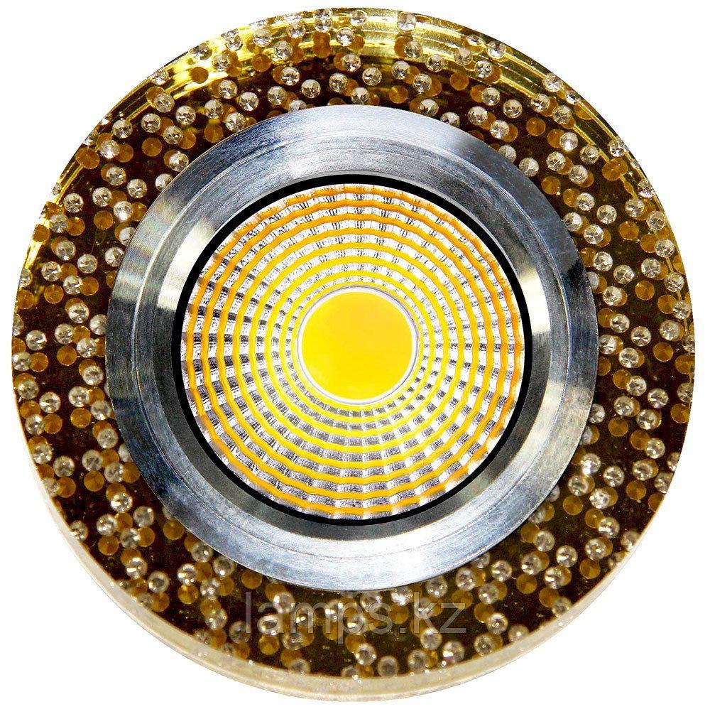 Спот встраиваемый светодиодный LED QZFG-03