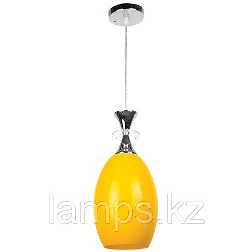 Люстра подвесная 1087-1 Yellow