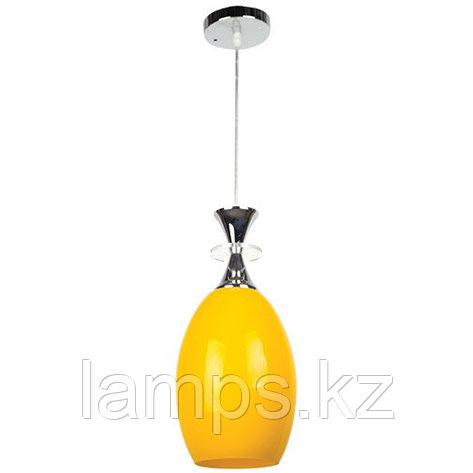Люстра подвесная 1087-1 Yellow, фото 2