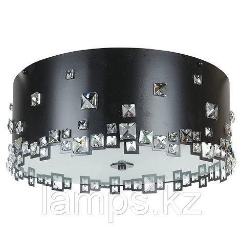 Люстра потолочная X1402-5 Black, фото 2