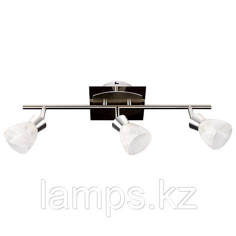 Светильник настенно-потолочный светодиодный LED 10833 3X5W 2700K, фото 2