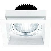 Светильник направленного света, светодиодный, потолочный LED RS-2114C-1 20W WHITE 6000K