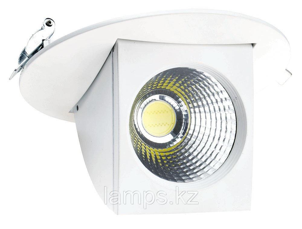 Светильник направленного света, светодиодный, потолочный LED XB-15 WH 5000K
