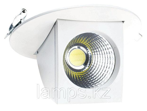 Светильник направленного света, светодиодный, потолочный LED XB-15 WH 5000K, фото 2