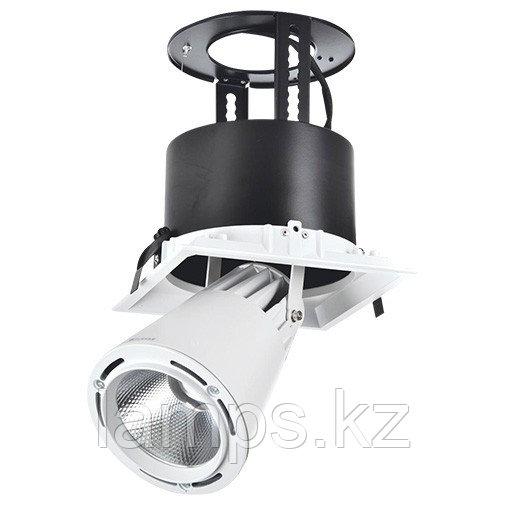 Светильник направленного света, светодиодный, потолочный LED LS-DK911-1 40W 5700K WH