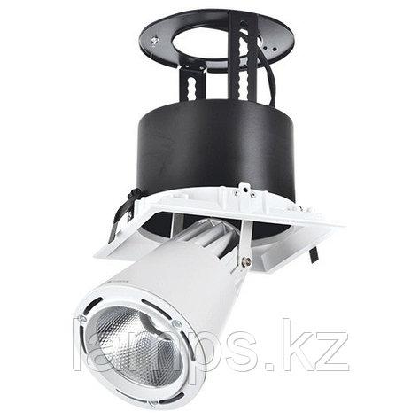 Светильник направленного света, светодиодный, потолочный LED LS-DK911-1 40W 5700K WH, фото 2