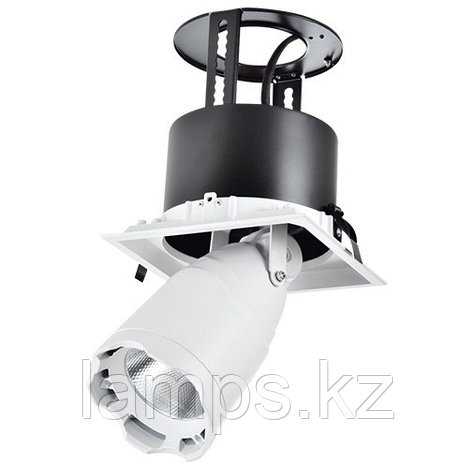 Светильник направленного света, светодиодный, потолочный LED LS-DK912-1 40W 5700K WH, фото 2