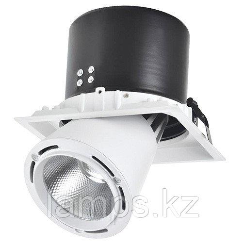 Светильник направленного света, светодиодный, потолочный DL LED LS-DK913-1 40W WH 5700K