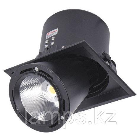 Светильник направленного света, светодиодный, потолочный DL LED LS-DK913-1 40W BLACK 5700K, фото 2