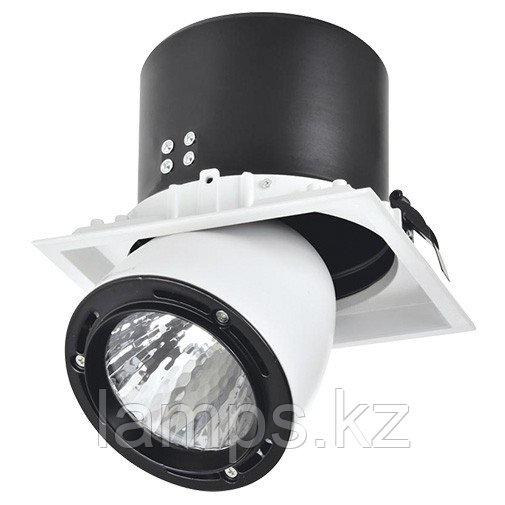 Светильник направленного света, светодиодный, потолочный DL LED LS-DK917 40W WH and Black 5700K
