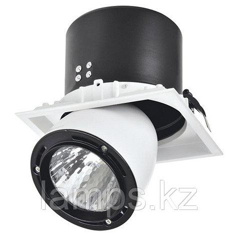 Светильник направленного света, светодиодный, потолочный DL LED LS-DK917 40W WH and Black 5700K, фото 2