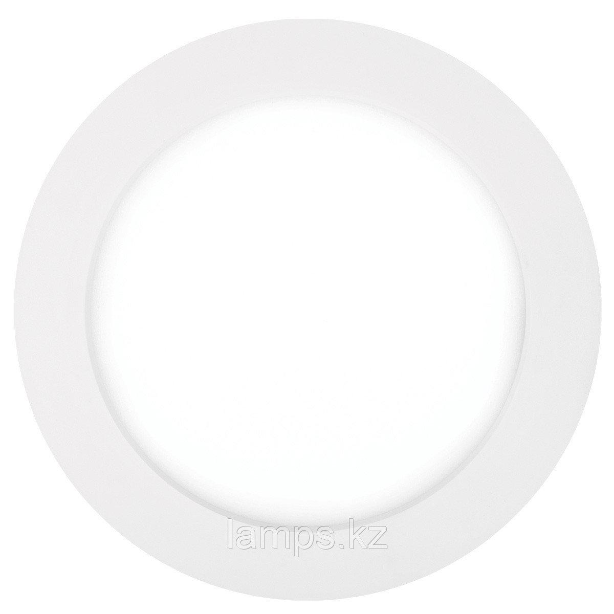 Панель светодиодная, круглая PL LED ROUND PANEL 12W 6000K
