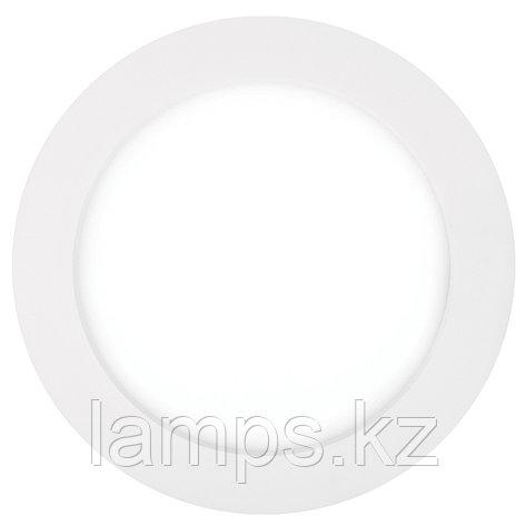 Панель светодиодная, круглая PL LED ROUND PANEL 12W 6000K, фото 2