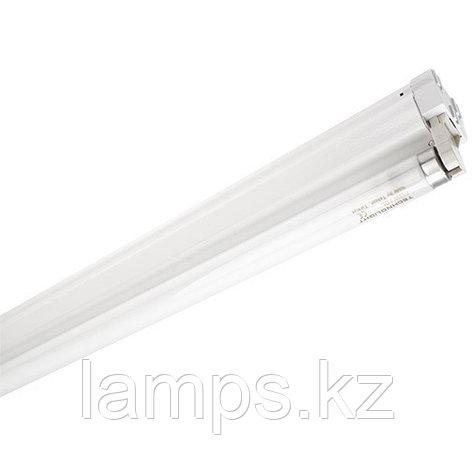 Светодиодный накладной светильник, настенный, потолочный LEDTUBE TMS 1х9W, фото 2