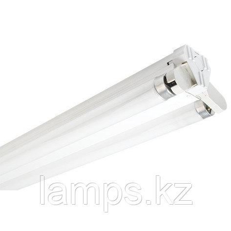 Светодиодный накладной светильник, настенный, потолочный LEDTUBE TMS 2х9W, фото 2