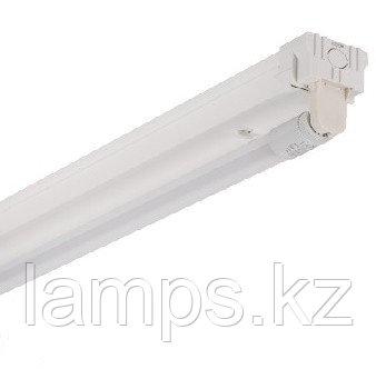 Светодиодный накладной светильник, настенный, потолочный LEDTUBE TMS 1х58W, фото 2