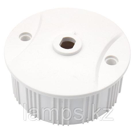 Потолочный адаптер для установки на потолок для трековых светильников, фото 2