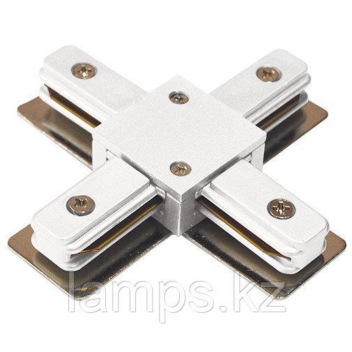 Коннектор X (соединитель) для 4х-линейных шинопроводов WH X-CONNECTOR (2 LINE)