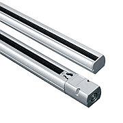 4х-линейный шинопровод 1 метровый SILVER 1m (4 LINE)
