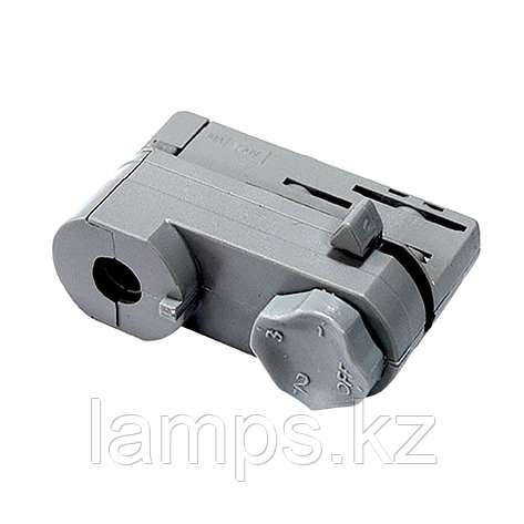 Адаптор для светильников направленного света для установки на 4х-линейных шинопроводах SILVER ADAPTOR (4 LINE), фото 2