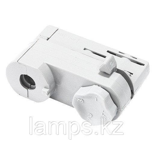 Адаптор для светильников направленного света для установки на 4х-линейных шинопроводах WH ADAPTOR (4 LINE)