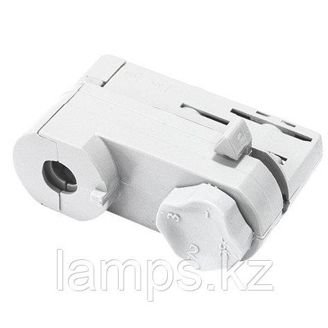 Адаптор для светильников направленного света для установки на 4х-линейных шинопроводах WH ADAPTOR (4 LINE), фото 2