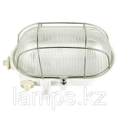 Герметичный накладной светильник  L5017 E27 60W WHITE, фото 2