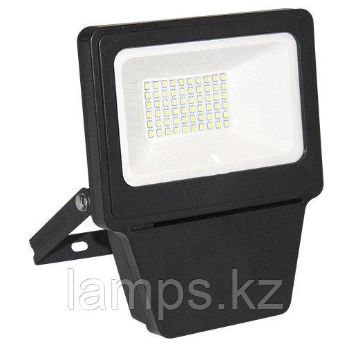 Светодиодный прожектор LED SMD 30W BLACK 6000K