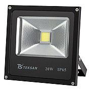 Светодиодный прожектор LED TS020 20W 6000K BLACK