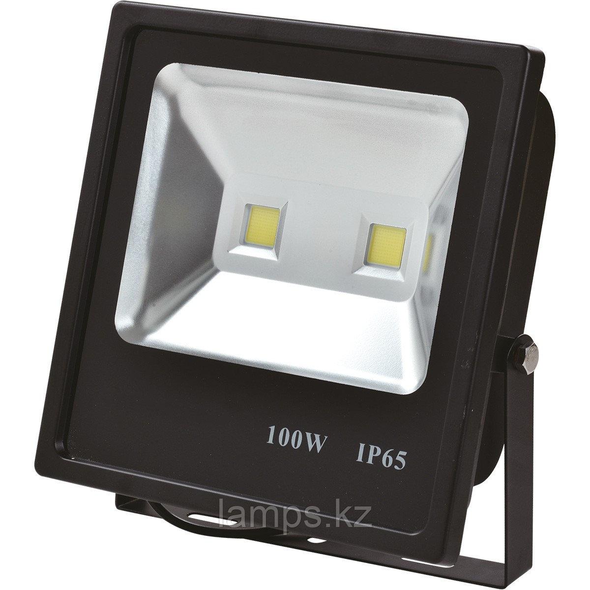 Светодиодный прожектор LED TS100 100W 6000K Black