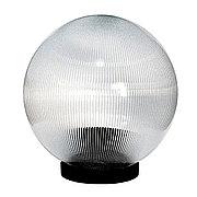 Плафон для садово-паркового уличного светильника D 200 PRIZMATIK
