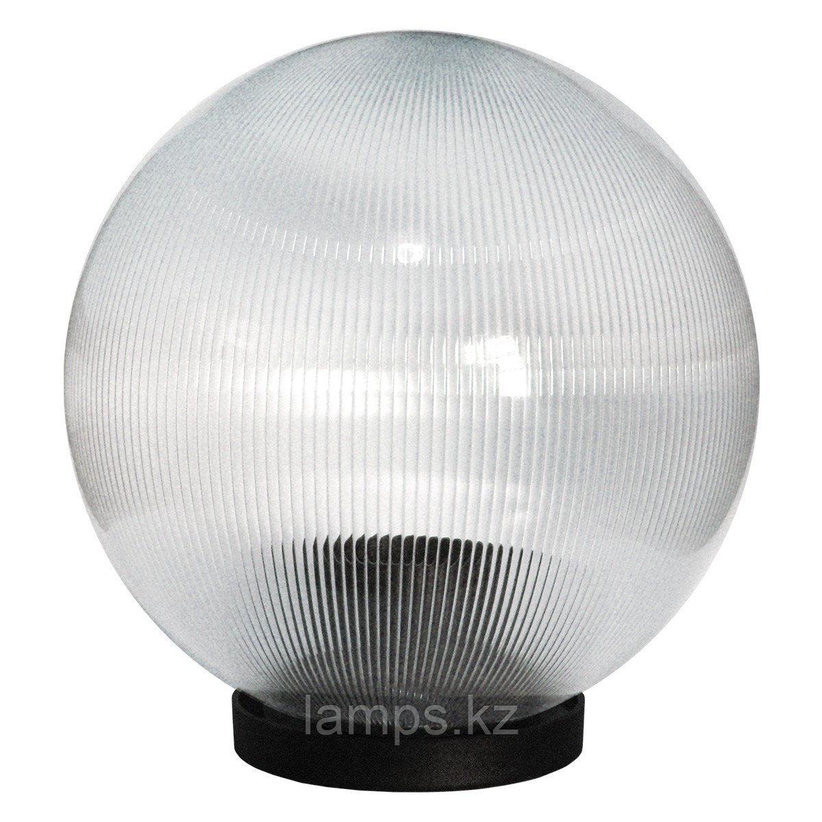 Плафон для садово-паркового уличного светильника D 300 PRIZMATIK