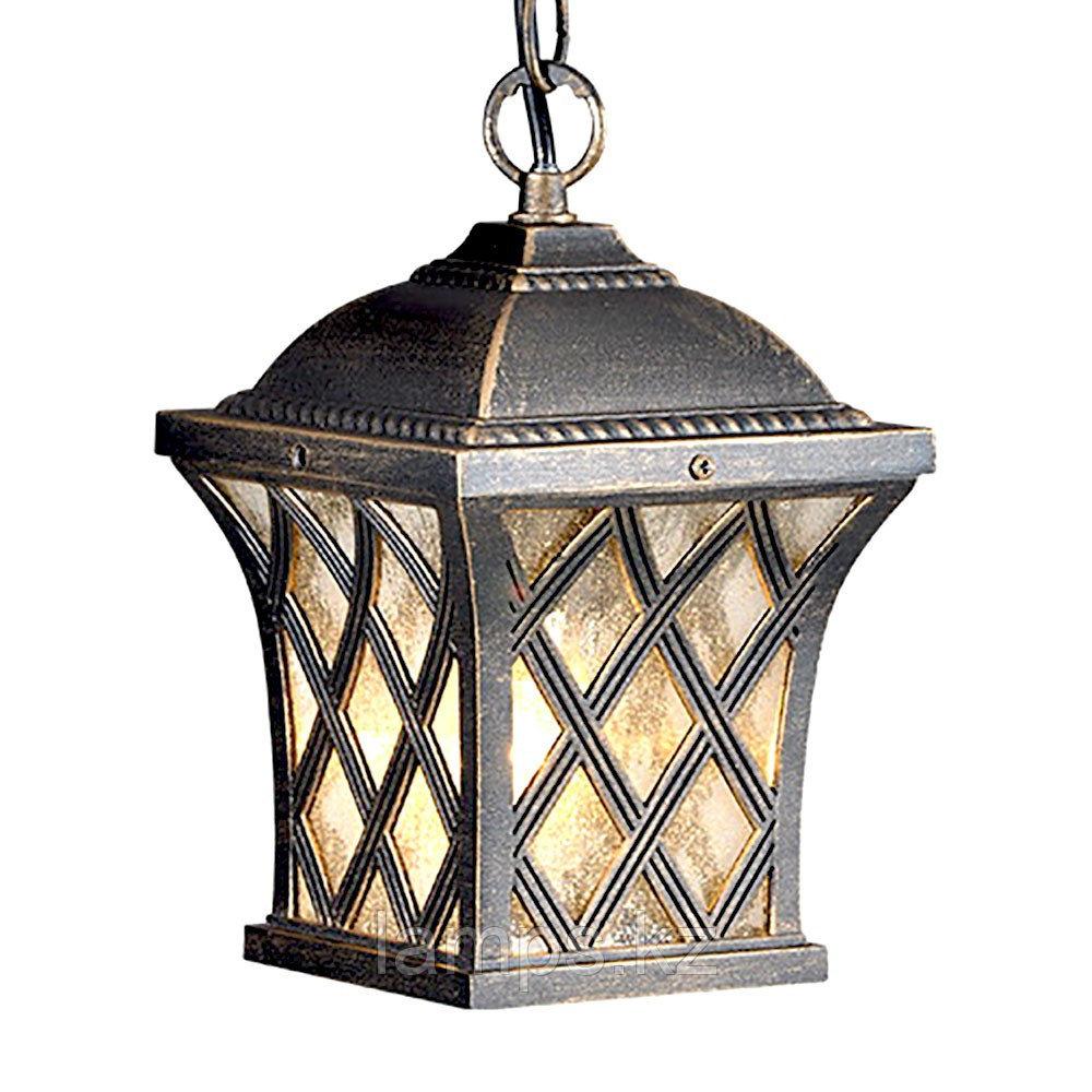 Подвесной уличный светильник OLD CASTLE RH063С/1 MAT/BL GOLD