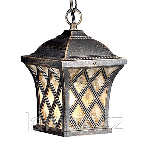 Подвесной уличный светильник OLD CASTLE RH063С/1 MAT/BL GOLD, фото 2