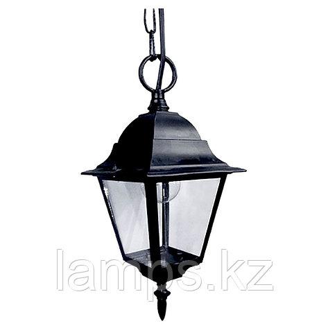 Подвесной уличный светильник NAPOLI RH025С1-S MATT BLACK, фото 2