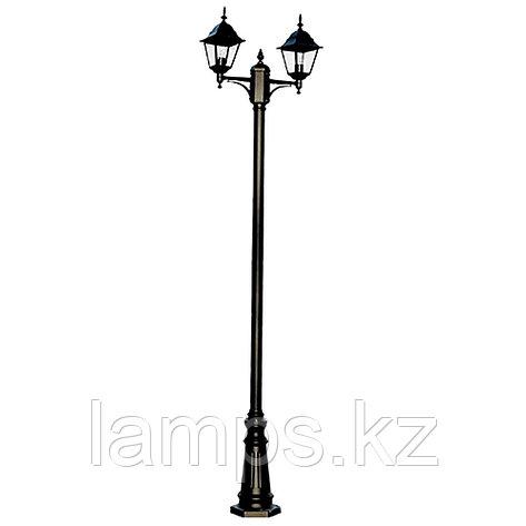 Светильник уличный NAPOLI RH025P/2-L MATT BLACK, фото 2
