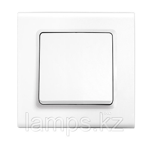 Viko LINNERA BEYAZ выключатель 1-кл, фото 2