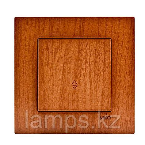 Viko NOVELLA CEVIZ проходной выключатель 1-кл, фото 2
