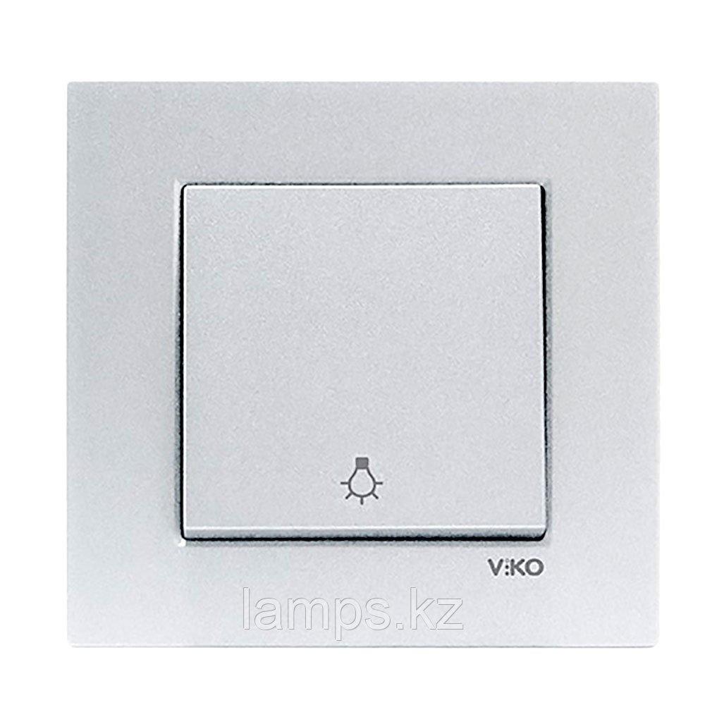 Viko NOVELLA GUMUS кнопочный выключатель